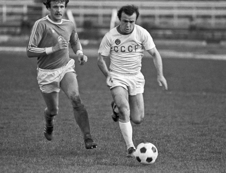 Легенда тбилисского «Динамо»: яркая, но короткая жизнь футболиста Рамаза Шенгелия