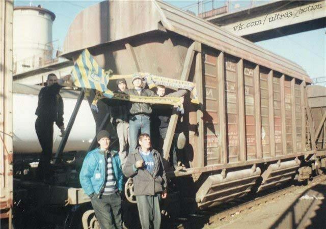 Легендарное интервью фанатов «Ростсельмаша» в 1997 году