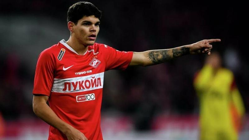 «Спартак» ответил «Порту» на запрос по трансферу своего игрока