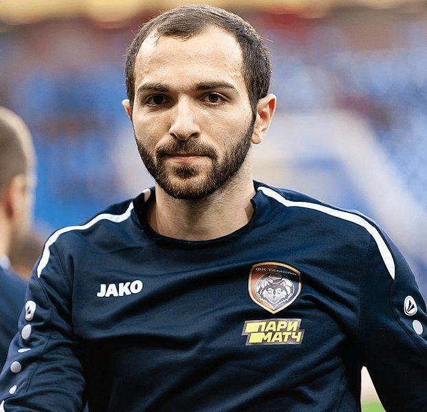 «Тамбов» выкупит Мелкадзе, чтобы перепродать в «Рубин» или «Локомотив»