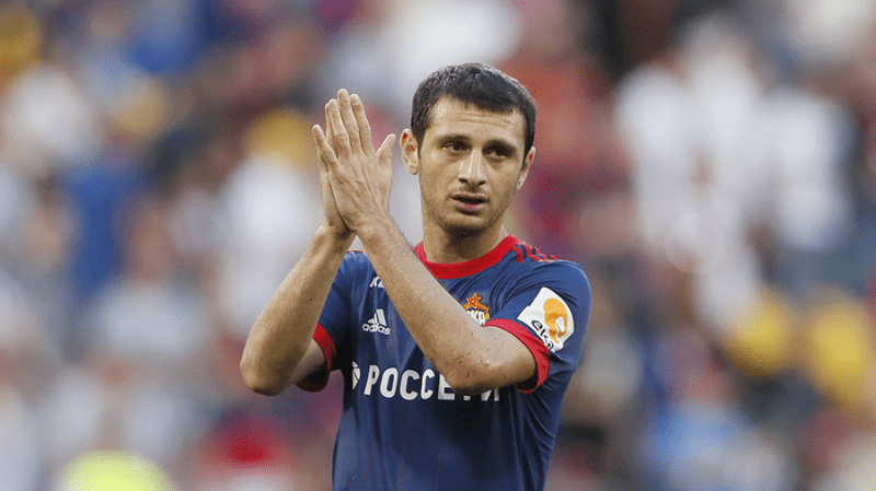 ТОП-5 лучших российских полузащитников