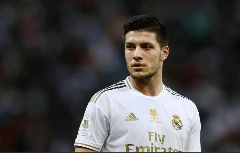 В «Зените» приняли решение по игроку Реала «Луке Йовичу»