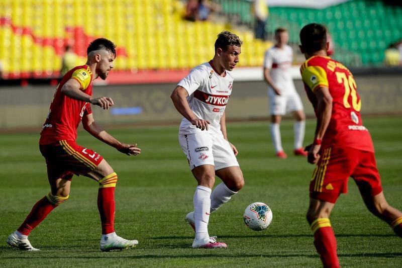 «Арсенал» - «Спартак». Три причины победы красно-белых