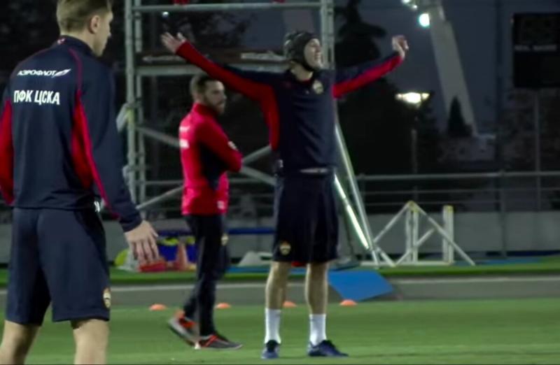 Новые трудности в ЦСКА