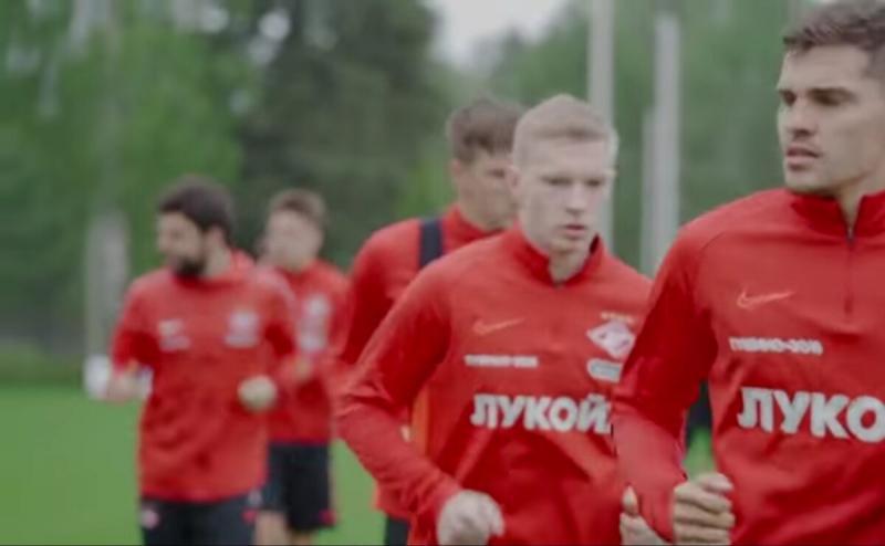 Полузащитник Спартака хочет расторгнуть контракт с клубом