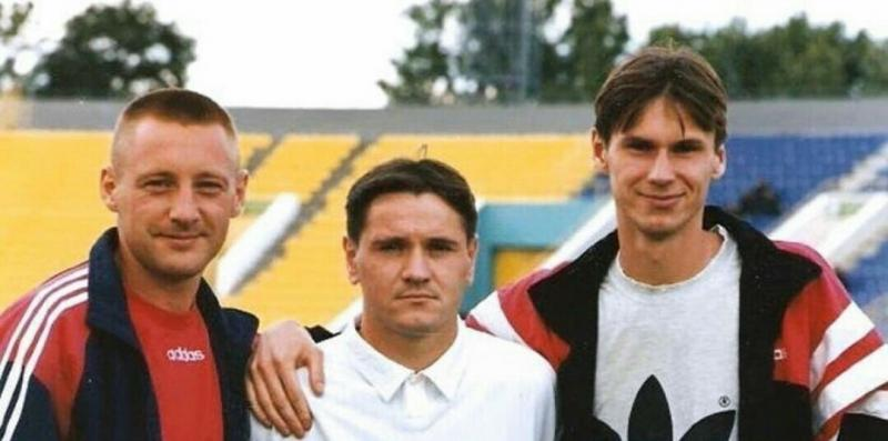 Три легенды остановили Локомотив.