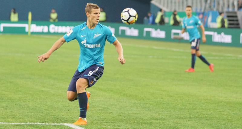 Алексей САФОНОВ: За Кокориным выстроилась очередь. 70 процентов - он останется «Зените», 20 - уйдет в «Локомотив»