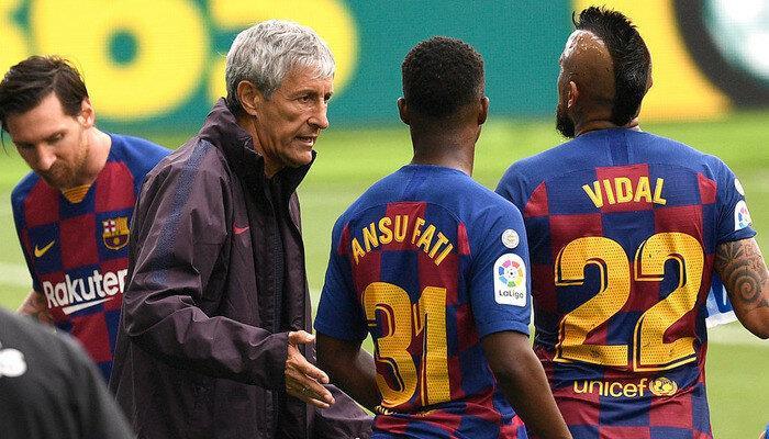 «Барселона» (очень вероятно) останется без тренера. Что не так с Сетьеном и кто может заменить его?