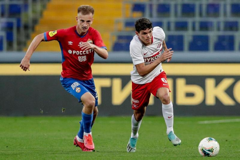 Дерби всея Руси остается за «армейцами». 3 фактора, благодаря которым ЦСКА одолел «Спартак»