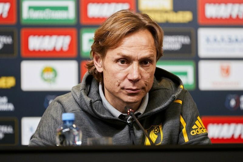 Карпин сделал заявление после ничьей «Ростова» и «Рубина»