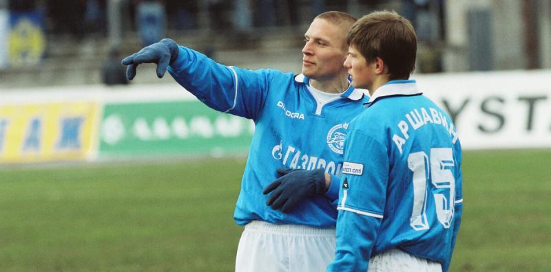 Три гола к седьмой минуте. Все забили новички. Удивительный матч «Динамо» и «Зенита» в 2000 году