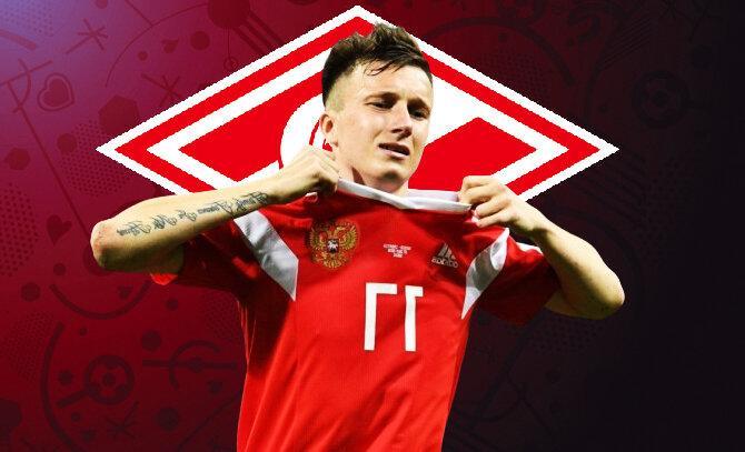 Головин сделал заявление касаемо новостей о его возможном трансфере в «Спартак» и рассказал о своем отношении к клубу