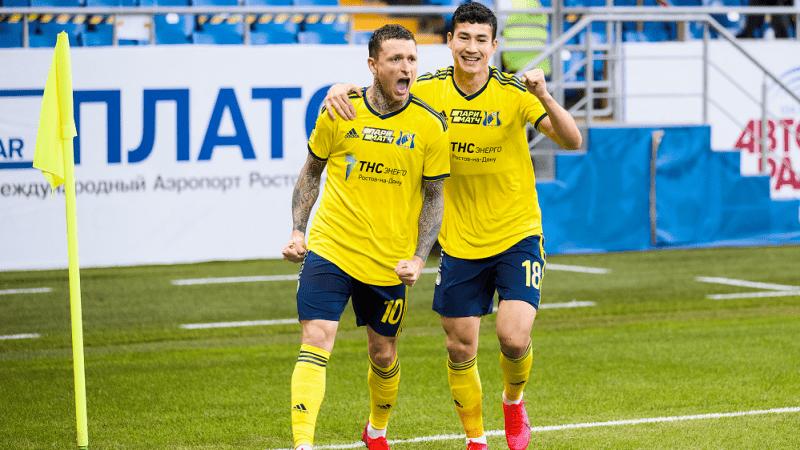 Валерий Карпин высказался после победы «Ростова» над «Тамбовом»