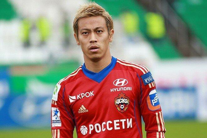 """Помните его? Почему Хонда ушел из """"ЦСКА"""" и как сложилась его дальнейшая судьба?"""