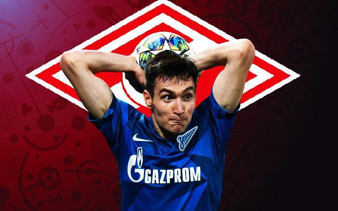 Заявление Караваева ввиду новостей о возможном трансфере в «Спартак»