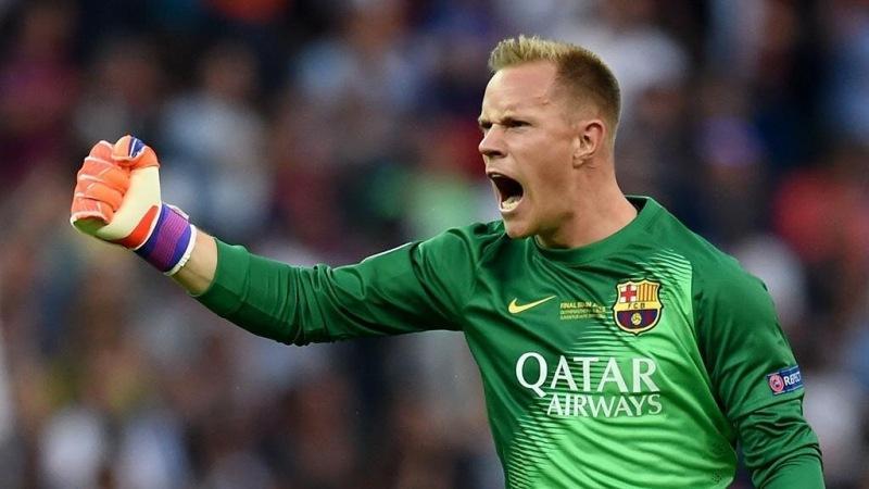 Барселона согласилась продать Тер Стегена