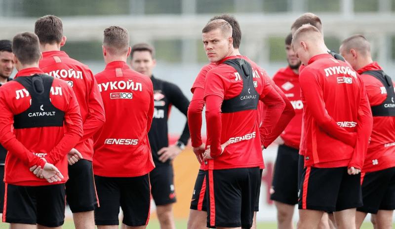 Этой зимой Спартак могут покинуть 7 футболистов