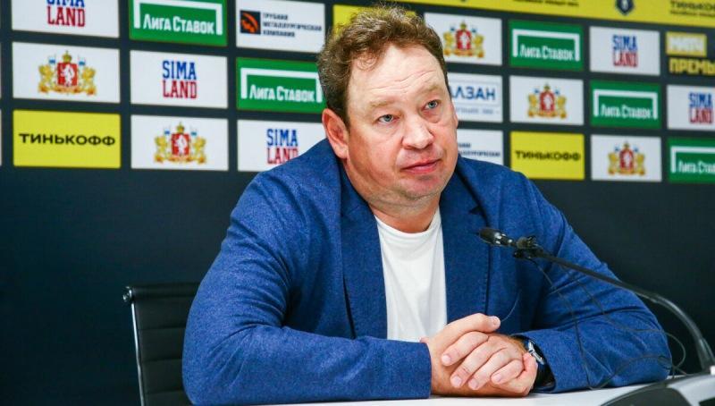 Леонид Слуцкий сделал заявление после домашнего поражения «Рубина» от «Ростова»