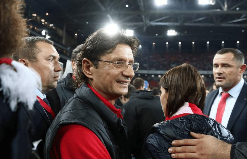 Советник Федуна Камоцци предположил кого подпишет «Спартак» зимой, а также высказался о контракте Тедеско