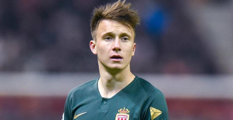 Стало известно в какой клуб перейдёт Александр Головин после ухода из «Монако»