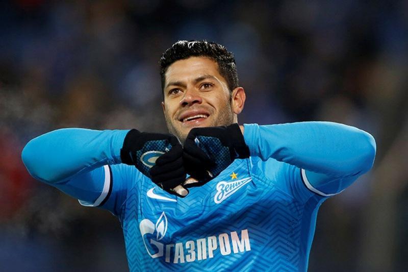 Зенит готов вернуть Халка и подписать Алешандре Пато: оба игрока могут присоединиться к Зениту уже зимой