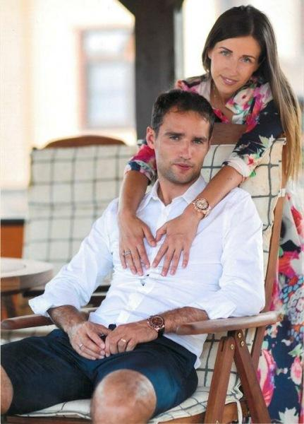 Жена Романа Широкова из «Зенита» — красавица, которая поддерживает футболиста во всем