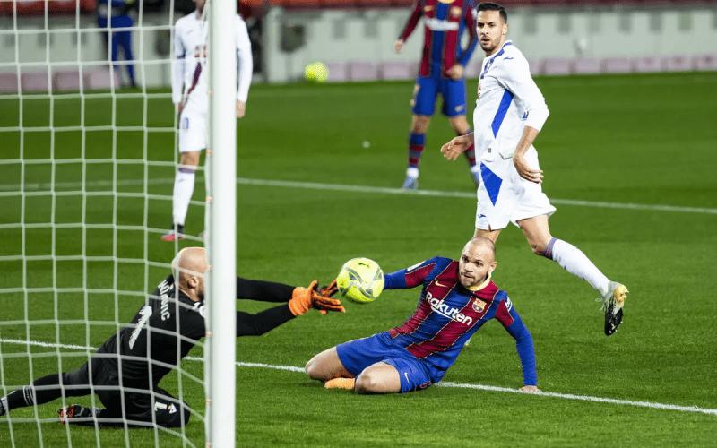 Барселона проводит худший старт Ла Лиги за последние 17 лет
