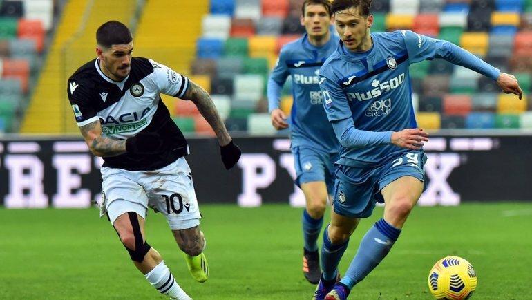 """Гасперини меняет Миранчука и """"Аталанта"""" упускает шанс выйти на третье место. Эксперименты, которые не идут на пользу Алексею."""