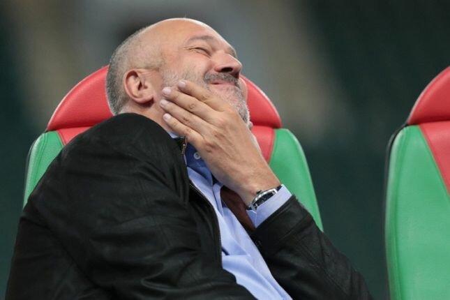 """Кикнадзе при расставании с """"Локо"""" не смог попасть на стадион - его пропуск аннулировали"""
