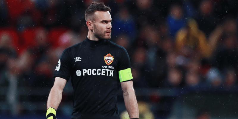 Кто будет тренировать вратарей в ЦСКА? Акинфеев предложил свой вариант.