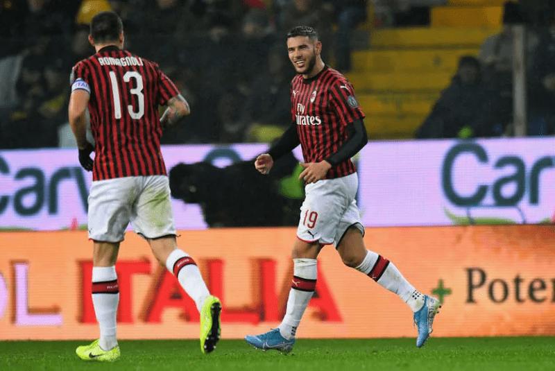 Милан что, действительно может взять скудетто?