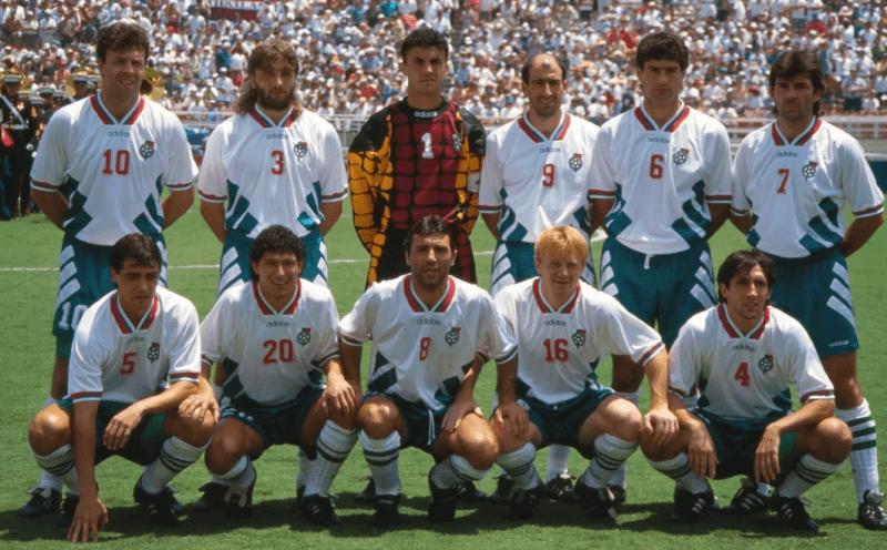 Футбол в странах УЕФА - Болгария