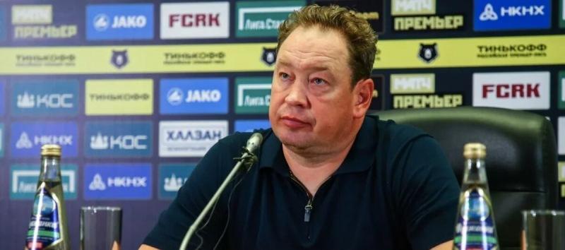 Леонид Слуцкий оценил игру «Рубина» в матчах второго сбора в Турции