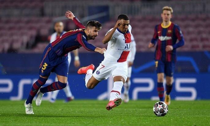 «Полный разгром». Что случилось в Барселоне после матча с ПСЖ