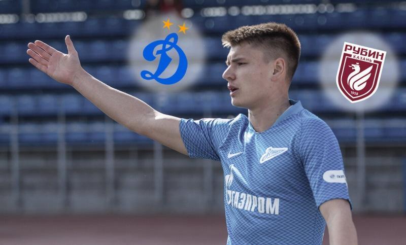 Рубин и Динамо заинтересованы в форварде Зенита, клуб из Питера против