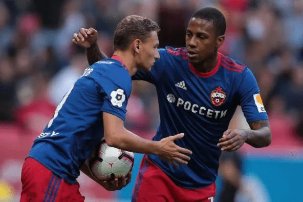 Теперь официально: ЦСКА команда Рондона