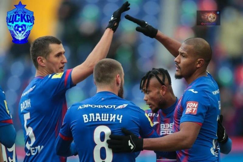 ЦСКА неожиданно легко расправился с Ахматом.До Зенита только 2 очка.ЦСКА наконец-то нашел классного забивного нападающего!