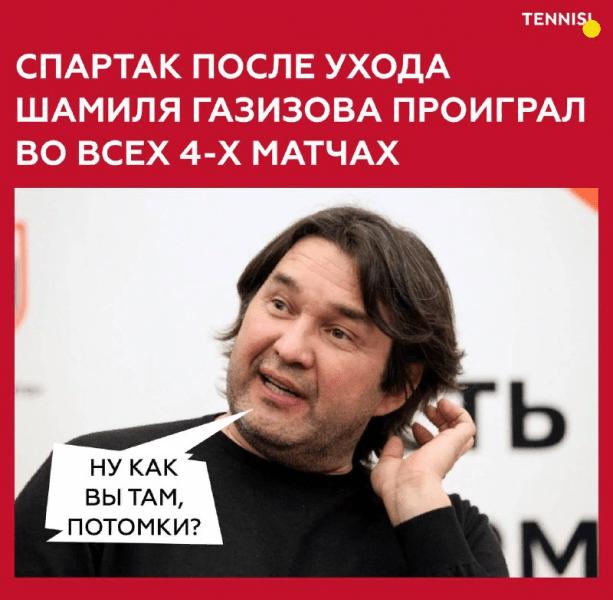 """Владимир Быстров объяснил почему """"Спартак"""" проиграл """"Рубину"""". Вы согласны?"""