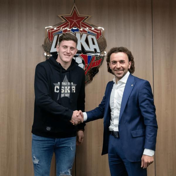 Адольфо Гайч легенда московского «ЦСКА»