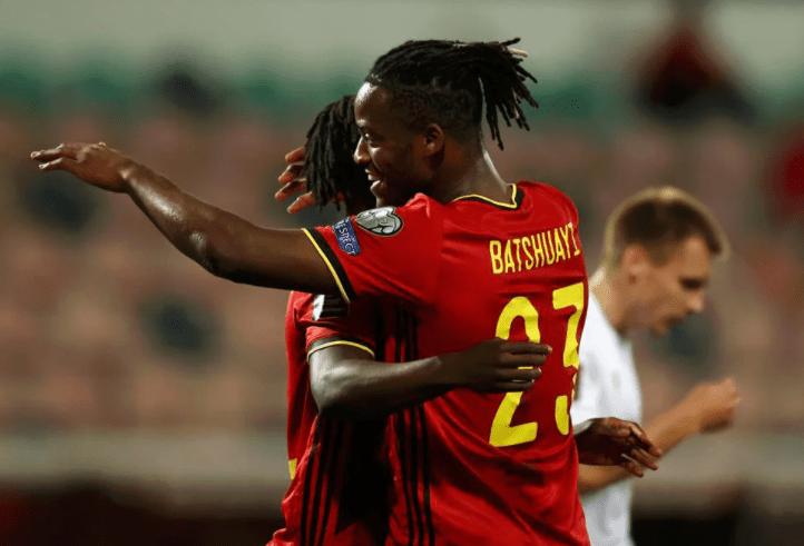 Отборочный турнир ЧМ-2022. Бельгия забила восемь мячей в ворота Беларуси.