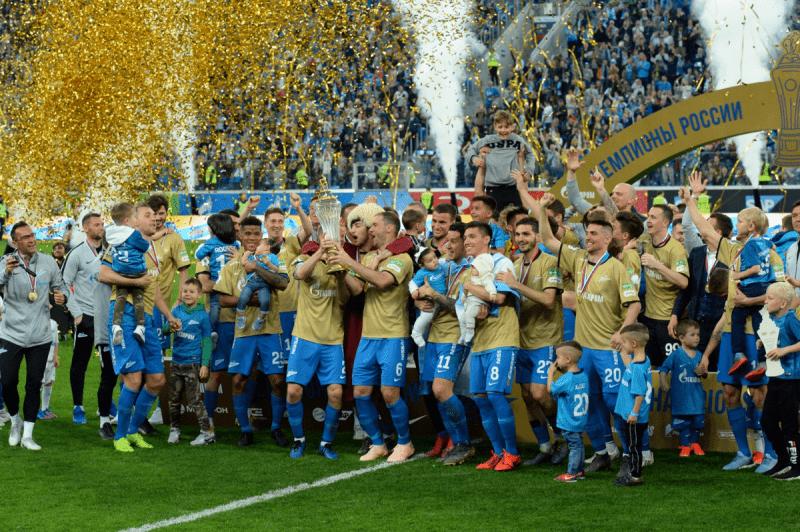 Уже известны итоговые позиции клубов после 30 туров РПЛ сезона 2020/21