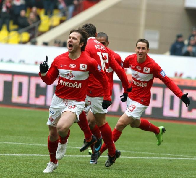 """6 провальных трансферов Московского """"Спартака"""""""