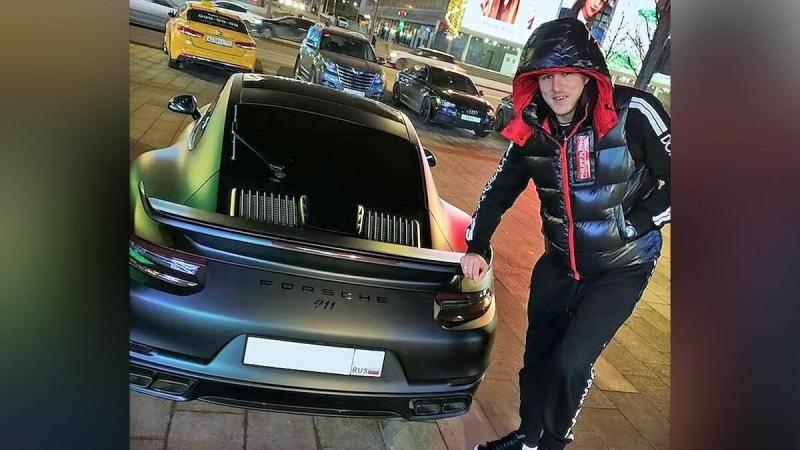 Автомобили звёзд российского футбола