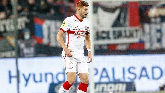 Бывший лидер полузащиты «Спартака» готов вернуться в клуб и играть бесплатно