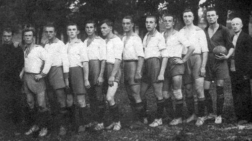Динамо (Москва): как все начиналось (первые звезды клуба).