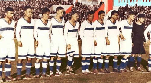 Динамо (Тбилиси): как все начиналось (первые звезды клуба).