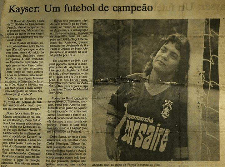 The Ultimate Soccer Cheater: Карлос Кайзер, величайший футболист, который когда-либо играл в одиночную игру