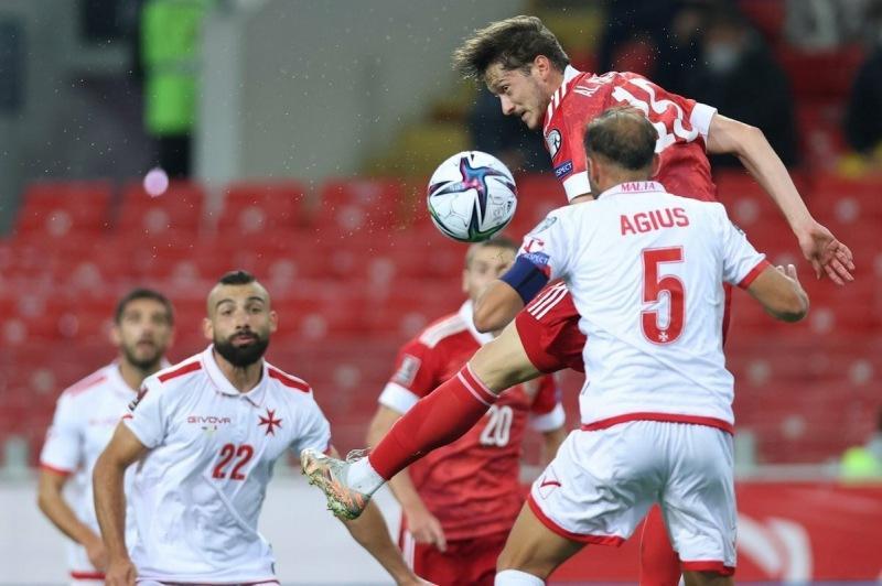 Игра слабая, но фарт на нашей стороне: итоги Россия-Мальта