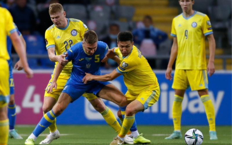 Казахстан-Украина: сумасшедшая развязка в упорном матче