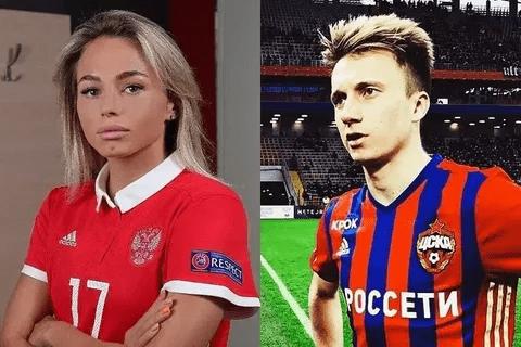 Ксения Коваленко — самая красивая футболистка России